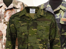 The Military Research Institute, state enterprise is testing new uniform which changes colours. Will the army get a new camouflage pattern, too?