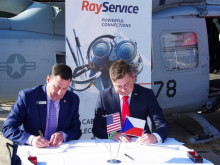 Ray Service signed memorandum with Bell company on NATO Days 2019 event