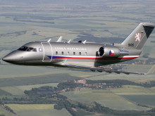 The defence department is selecting a new Business Jet - the sole applicant has registered in the tender