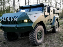 Patriot II 4x4 – New armoured vehicle on Tatra chassis
