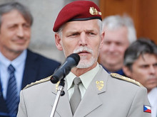 Former Chief of the General Staff of the Army of the Czech Republic Petr Pavel is considering candidacy for president