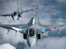 The hire of Gripens will terminate in 2027. What are the alternatives?