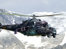 The Army could consider the conservation or moderate modernization of outgoing Mi-24 helicopters