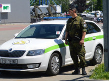 Active Military Police Reservists Gained Experience at the International Trade Fair IDET