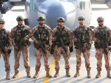 Our unit 'Guardian Angels' comes back from Afghanistan