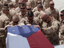Four members of the Army of the Czech Republic died exactly four years ago
