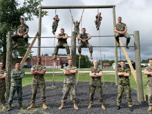 Czech soldier Achieved the Second Best Result in the Engineering Course for the US Marines
