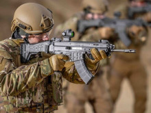 Every Member of the ACR Combat Unit will Receive a New Czech BREN 2 Rifle