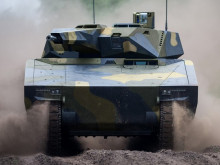 The joint venture for the production of Lynx infantry fighting vehicles in Hungary opens up international business opportunities