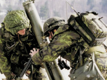 The Ministry of Defence signed a contract on the change of 120 mm mortar ammunition stabilizers