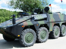 Purchase of New Armoured Personnel Carriers 8x8 for the Slovak Army