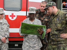 Military Doctors from the USA Have Arrived in the Czech Republic, Other Allies Will Help as Well
