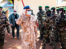 The Czech Army in Mali Supports Training, Education and Social Centres