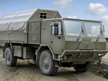 The Ministry of Defence is going to purchase 71 TATRA TRUCKS trucks