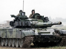 New tanks for the Czech Army. Does it really need them?