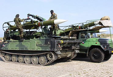 Purchase of new air defence systems for the Czech Army has been postponed