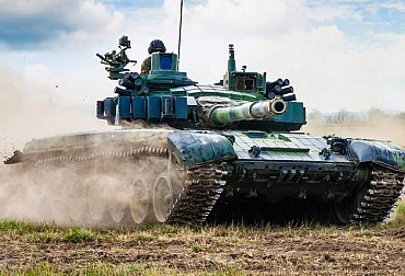 T-72 tanks and the Czech Republic