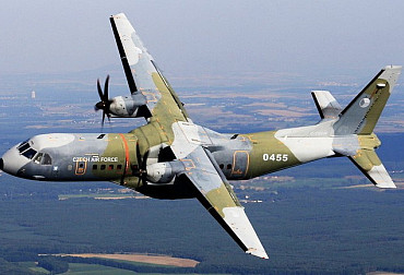 CAF will gain two new CASA aircrafts