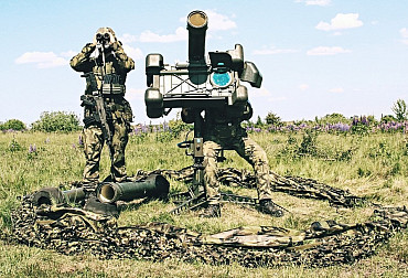 Anti-Aircraft units from Strakonice practising air defence over Poland together with NATO partners