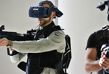 Our soldiers could use the same Virtual Reality systems as US Army and Israel Defence Forces