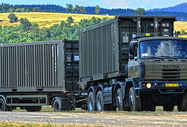 Reinforced Containers and Superstructures: Pride of the Domestic Defence Industry