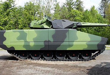Lynx KF41: New standard for Infantry Fighting Vehicles