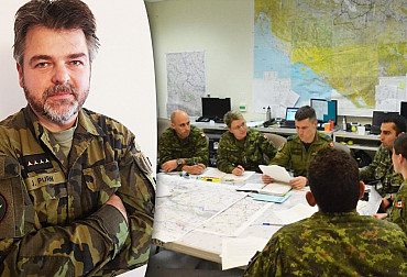 First Reservist to Study in Canada, All Reservists May Study at the University of Defence