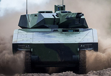 With the LANCE turret system from Rheinmetall the art of engineering reaches new heights