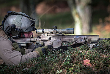 The Army Is Purchasing New H&K 417 Sniper Rifles