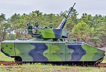 New IFVs for the Czech Army: Parameters of Vehicle and Ammunition are Important