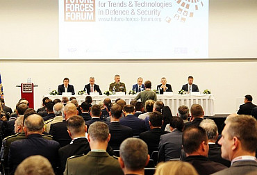 FUTURE FORCES FORUM 2020 was supposed to start today. It is postponed to April 2021