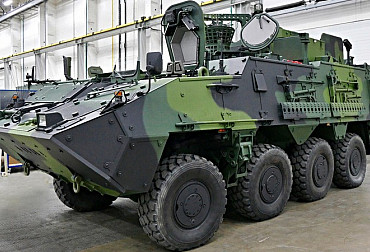 Tatra Defence Vehicle Has Fulfilled a Military Commission for Special Pandurs