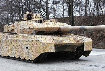 The Future of Tanks in the Army of the Slovak Republic