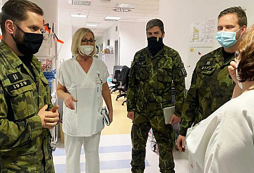 The CZK 30,000 Reward for Our Soldiers' Help with the Coronavirus Pandemic is Well-Deserved