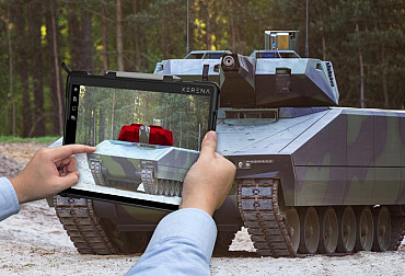 Holistic training approach for a next generation of Infantry Fighting Vehicles