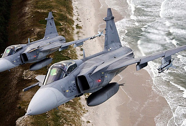 The Future of the Czech Supersonic Air Force: Gripen or F-16?
