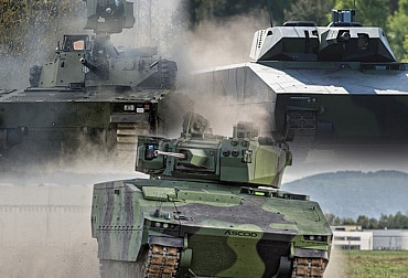 Czech Companies Such as Ray Service Still Waiting to See How the Military Project of the New IFVs Turns Out