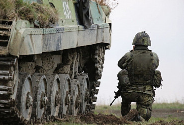 71st Mechanized Battalion Has Been Successfully Certified during the Czech Lizard Exercise in Libavá